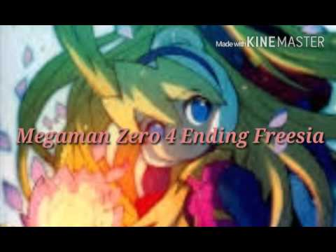 rockman zero 4 freesia
