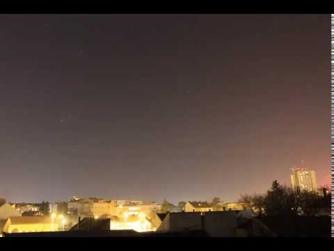 Rise of the Orion from Debrecen