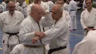 JKA Netherlands: internationale stage in Beek, Holland