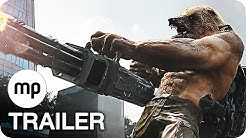 GUARDIANS Trailer German Deutsch (2017)