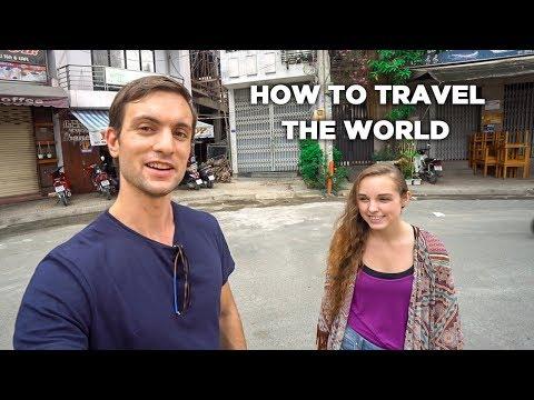 Using Teaching English & Entrepreneurship To Travel The World