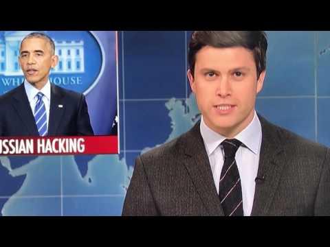 SNL Weekend Update summary 12 17 2016