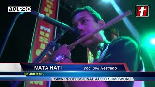 Dwi Restiano   Mata Hati Om irLAnda Live Sound Balap Sumowono Indonesia