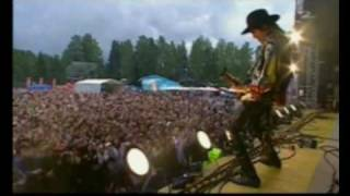 "Hanoi Rocks ""Don't you ever leave me"" Live @ Ankkarock 2004 http://..."
