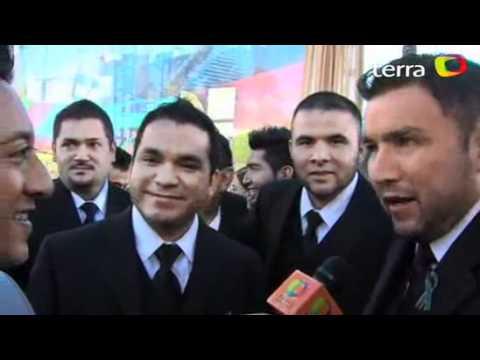 Latin Grammy 2010 - Alfombra Verde