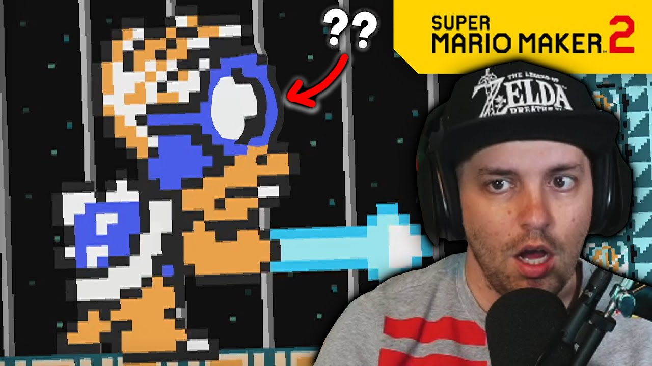 This Level is LITERALLY Watching Me | Super Mario Maker 2 4YMM