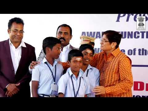 ''No Liquor...Get Children Books'' Dr. Kiran Bedi on Children's Education
