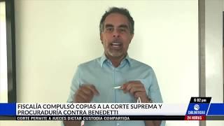 Procuraduría abre indagación preliminar al senador Armando Benedetti