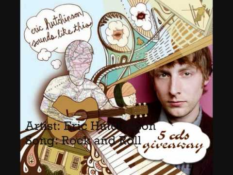 Eric Hutchinson - Rock Roll (with lyrics)