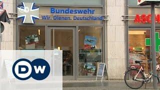 Bundeswehr: Schwieriges Werben um Rekruten | Journal
