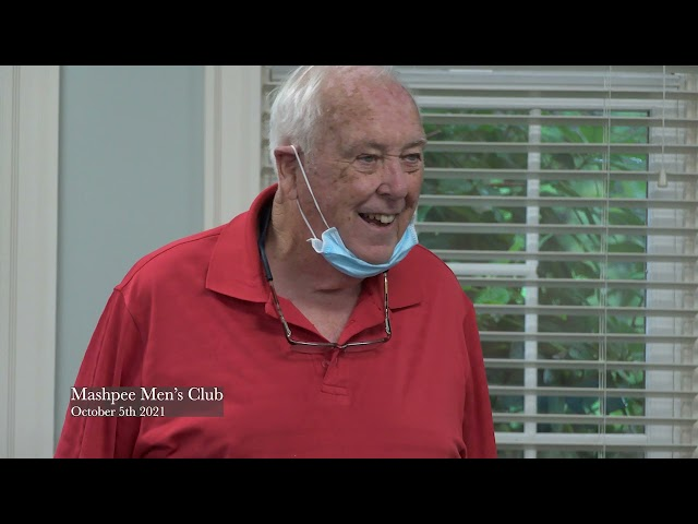 Men's Club (October 5th 2021)