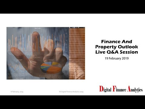 Property And Finance Scenarios And Live Discussion [20:00 Sydney]