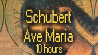 Schubert - Ave Maria (10 Hours)