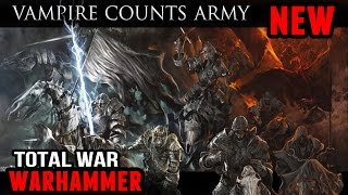 Total War: Warhammer - Vampire Counts Army Overview (Part 2)