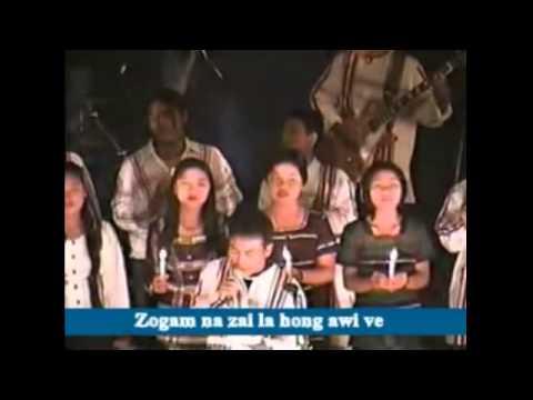 Zogam aw karaoke| Zomi song karaoke