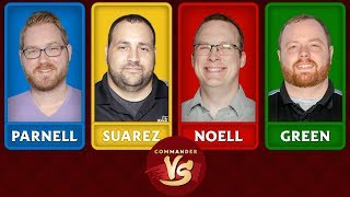 Commander VS S13E6: ??? vs ??? vs ??? vs ??? [EDH]
