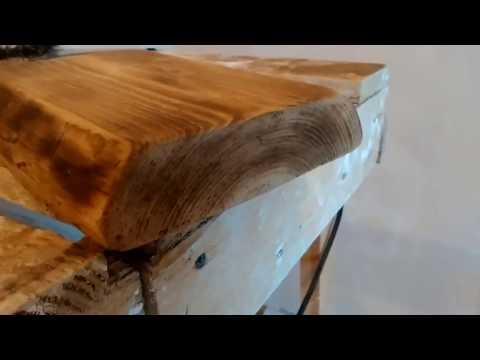 Люстра из дерева своими руками потолочная часть 2 смотреть все