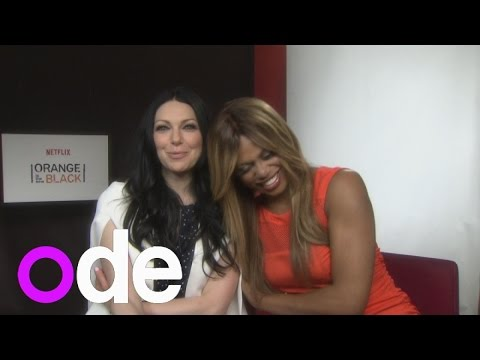Taylor Schilling, Laverne Cox, Laura Prepon and Uzo Aduba reveal their ultimate OITNB cellmates