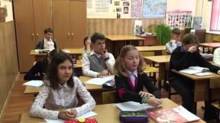 Астахова М.А. Фрагмент урока английского языка