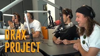 DRAX Project Talk Christmas In New Zealand, Touring, Ed Sheeran, Lorde, Camila Cabello, & More