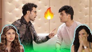 Awkward Interview - Rajkumar Rao & Mouni Roy