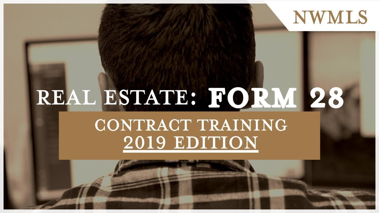 Form 28 Condo Purchase And Sale Agreement