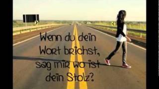 #.Wenn liebe nur ein Wort ist, sag mir was ist dann Hass.#