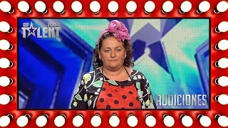 Baixar Esta ama de casa se convierte en monologuista | Audiciones 8 | Got Talent España 2018
