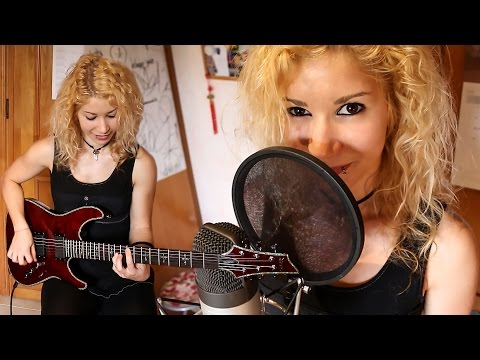 Muse - The Small Print ~ Vocal and Guitar Cover by Federica Putti & Patrick Kevin Govan