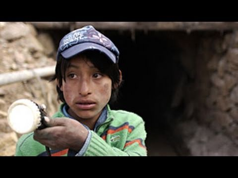Child Labour In Bolivia Means Working In One Of The World's Most Dangerous Mines | UNICEF