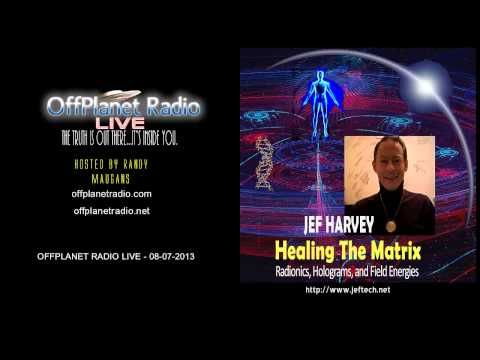 Jef Harvey: Healing The Matrix