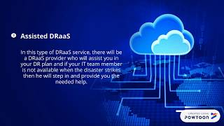 What do you mean by Cloud Disaster Recovery?