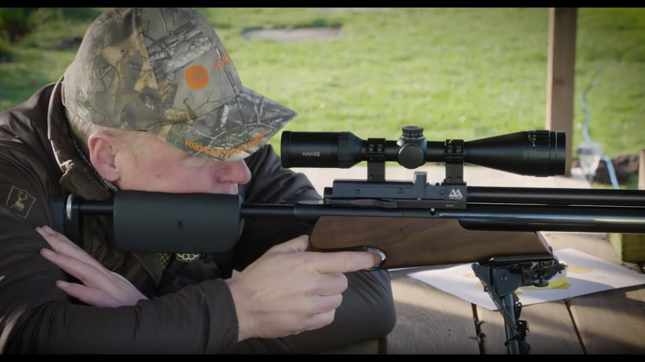 The Air Arms S510 TDR: Compact Sporting Air Rifle