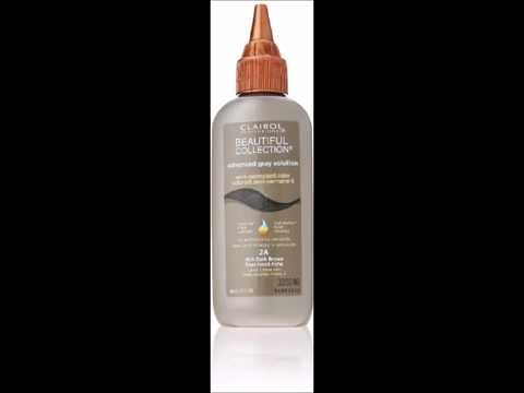 Clairol Beautiful Collection Advanced Gray Solution Hair Color 3 Fl Oz Rich Dark Brown