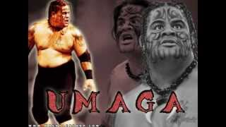 Umaga Theme WWE '12 Arena Effects