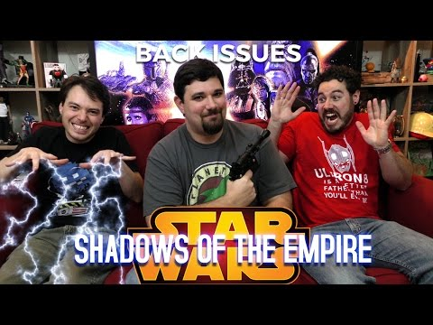 STAR WARS: SHADOWS OF THE EMPIRE | Back Issues