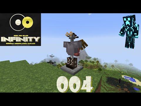 Server Play Infinity 1.7.10 #004 Reset Nr. 1 [German]