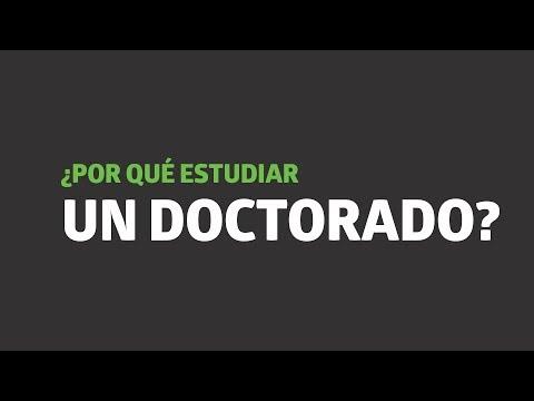 ¿Por Qué Estudiar Un Doctorado?| UTEL Universidad