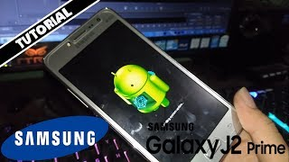 Cara Hard Reset Samsung J2 Prime