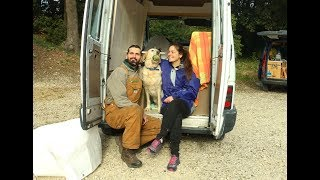 Renovating a 20 year old Renault Trafic!