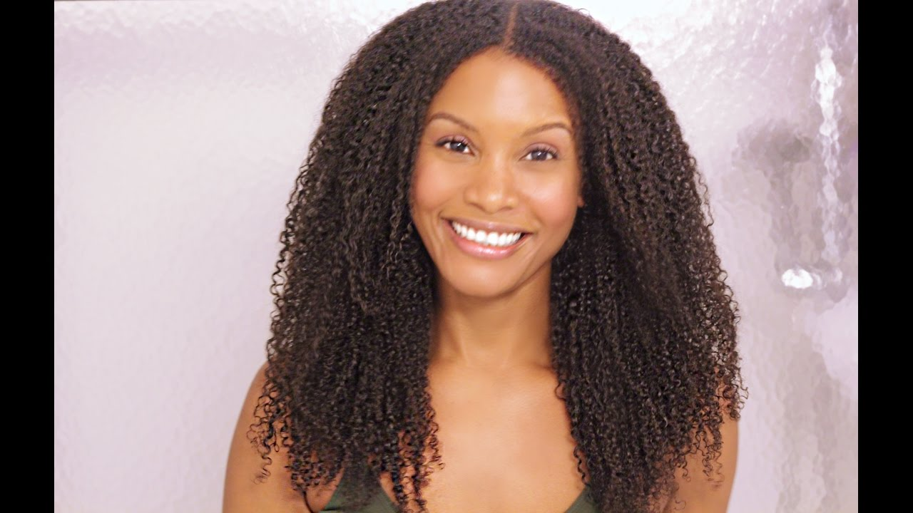 Dry 4a hair