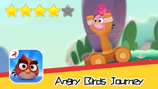 Angry Birds Journey 23 Walkthrough Fling Birds Solve Puzzles Recommend index four stars