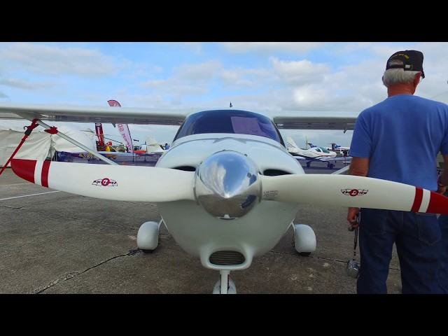 JABIRU USA J230-SP SPORT AIRCRAFT Walk around Sebring Florida