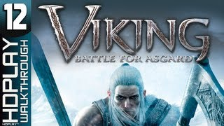 Viking: Battle for Asgard Walkthrough - PART 12 | Darkwater Portal (Dragon Amulet)