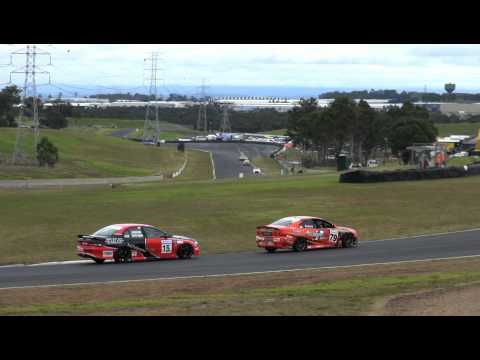 Highlights Round 3 - 2013 NSW Production Touring Cars
