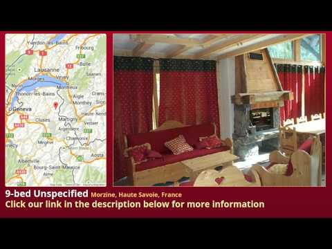 9-bed Unspecified for Sale in Morzine, Haute Savoie, France on frenchlife.biz