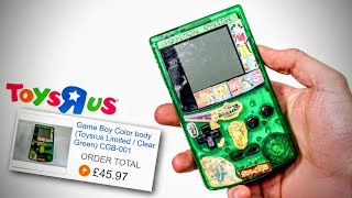 "RARE Toys""R""Us GameBoy Color Refurb!"
