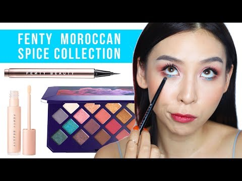 Fenty Moroccan Spice Collection: Best & Worst Products | Tina Tries It