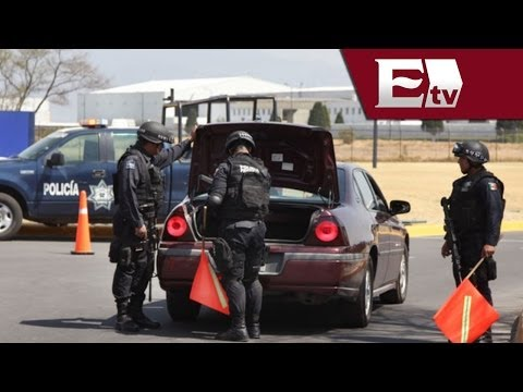 Incrementan la seguridad en Toluca por Cumbre de Líderes / Paola Virrueta