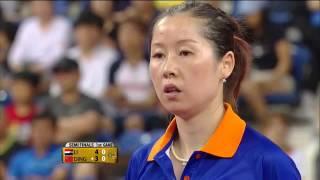 2016 korea open ws sf ding ning vs li jie 全體競技